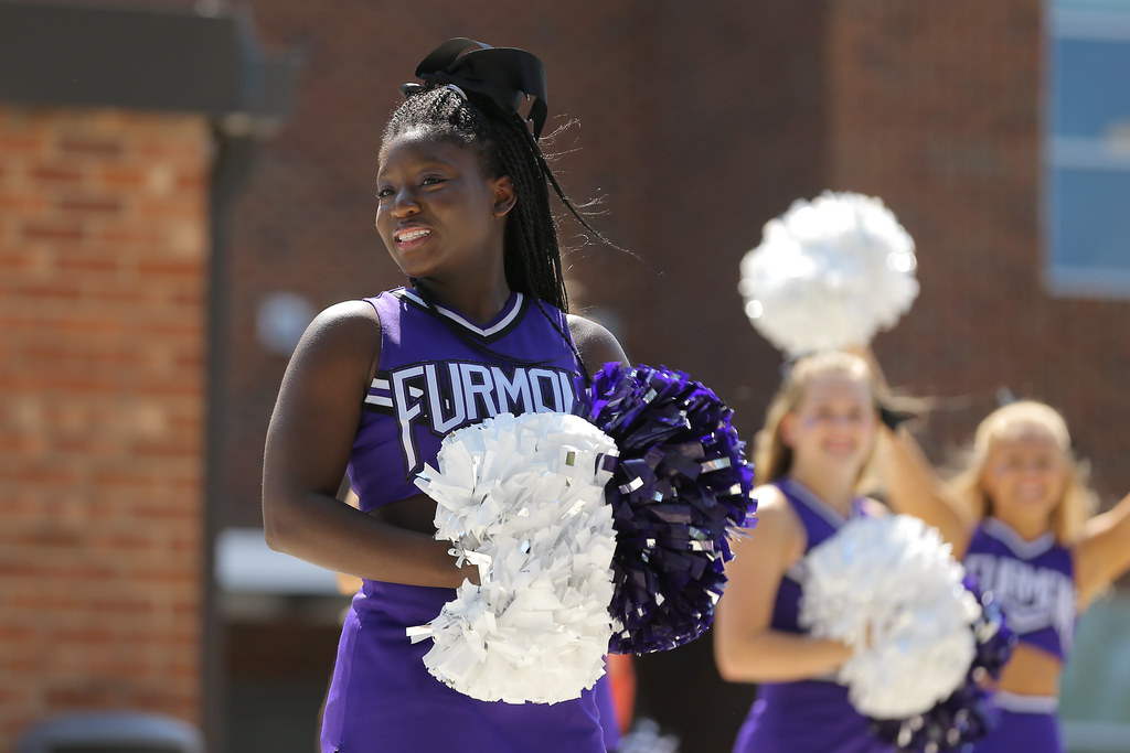 Furman Football Home Opener