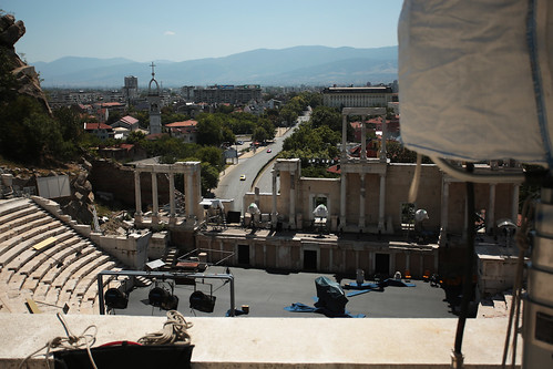 Anfiteatro romani