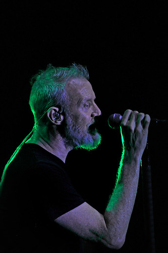 Spin Doctors Chris Barron.