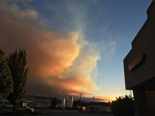 Ellensburg Smoke