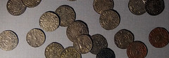 Vale of York Hoard Found 2009 was valued @ £1,082,000 Inc 617 Coins & Ingots .
