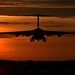 C-17 Sunset! by MarkYoud