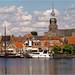 View of Blokzijl by Foto Martien