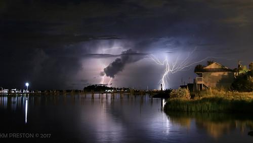 67066720170814004344c kmprestonphotography lightning night nightsky nightscape nightshots indianriver indianrivercounty sebastianfl lightningstorm longexposure landscape planetearth storm thunderstorm