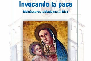 Noicattaro. Presentazione libro Madonna del Rito front