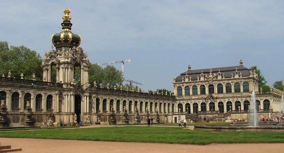 Dresden bezienswaardigheden: Zwinger, Dresden | Mooistestedentrips.nl