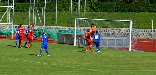 TSV Leuna 2:2 Rot-Weiß Weißenfels