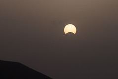 Partial Eclipse 2017-Aug-21