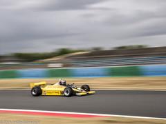 2017 Grand Prix de France Historique: Williams FW07B