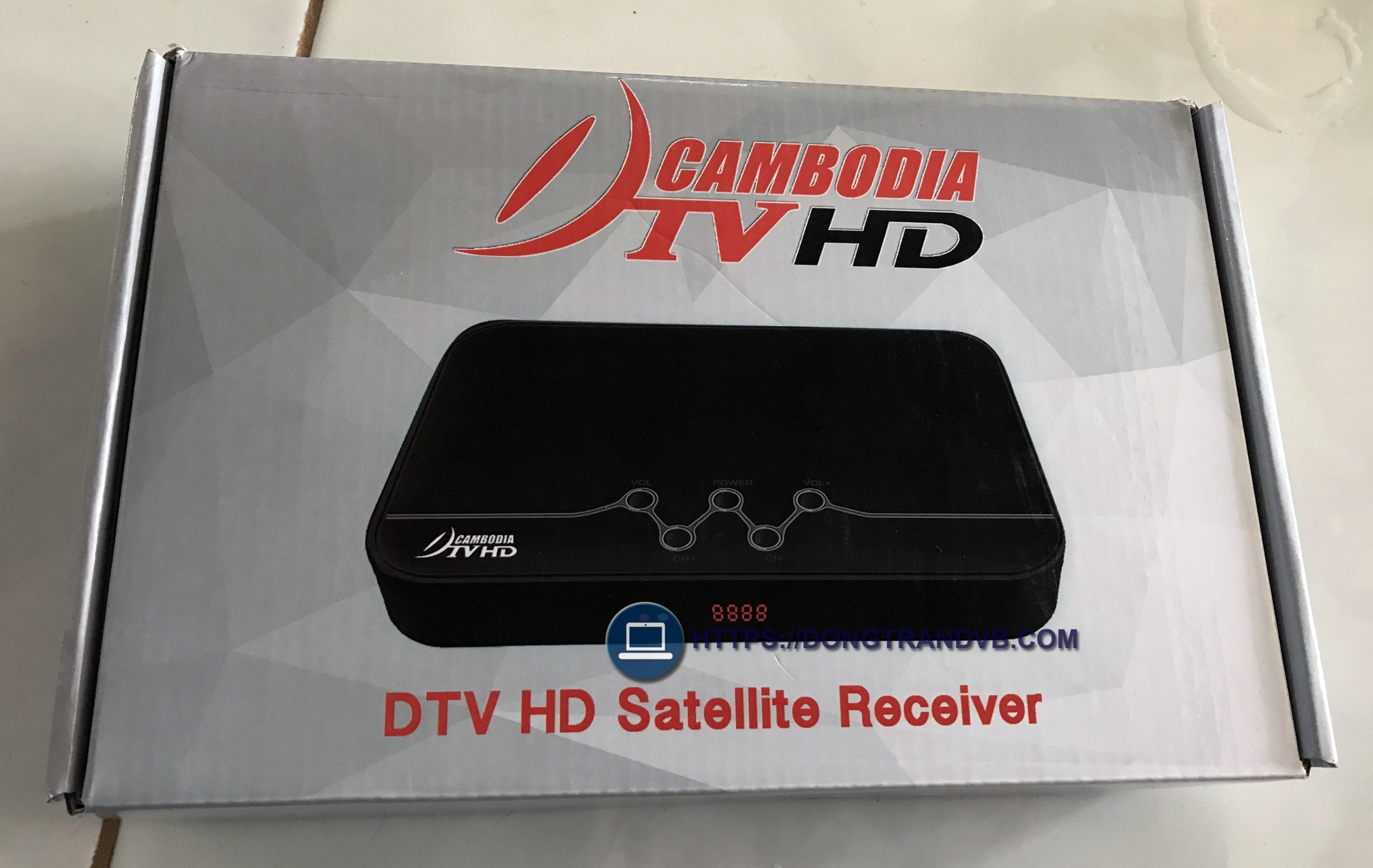 DTV Cambodia