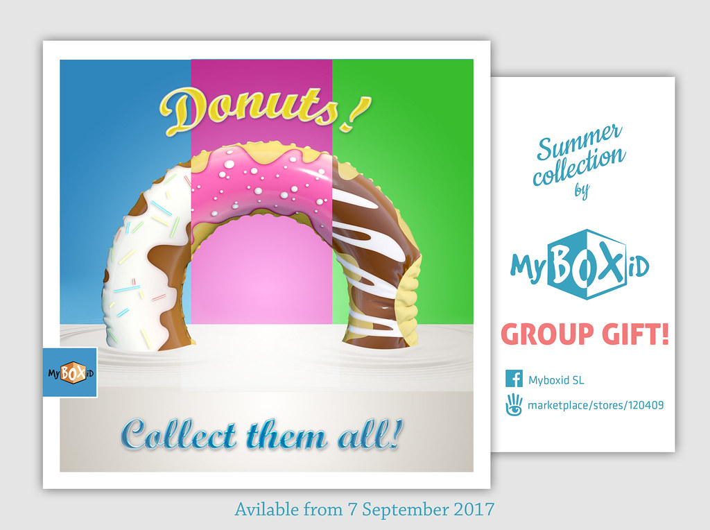 Donut's Float - PG - GROUP GIFT! - TeleportHub.com Live!