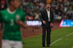 México empata con Costa Rica y se consolida como líder en Concacaf