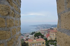 Castel Sant'Elmo, Napoli.