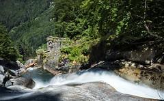 La Raillere waterfall