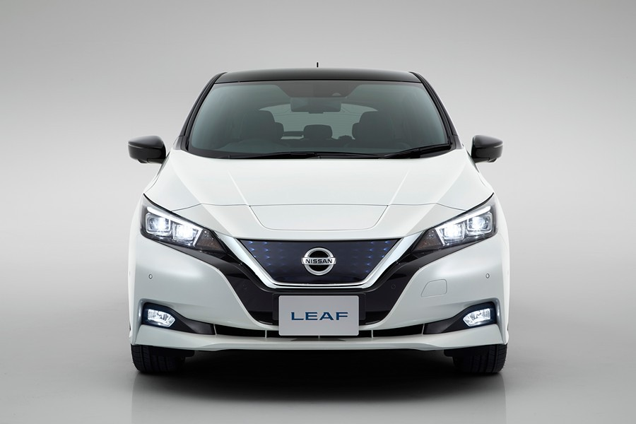 New Nissan Leaf G 10