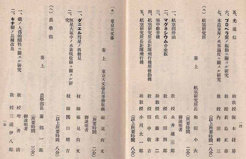 昭和天皇東京帝国大学行幸 (26)