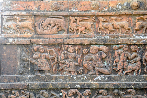 radhashyam temple religion inde india bengale bishnupur hindou brique cinéma hinduism hindouïsme