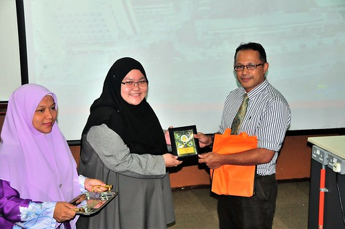 Lawatan oleh SMK Bandar Seri Putra ke Jabatan Kejuruteraan Bioperubatan, 12 Sep 2017