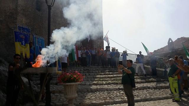 Olimpiadi della solidariet� a Torraca