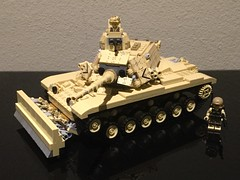 "Updated M60A1 ""Patton"""