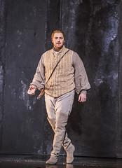 Mauro Peter as Tamino In Die Zauberflöte, The Royal Opera Season 2017/18 © ROH 2017. Photograph by Tristram Kenton.