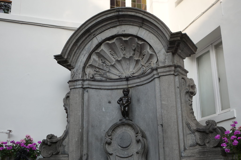 Mannekinpis, Brussels