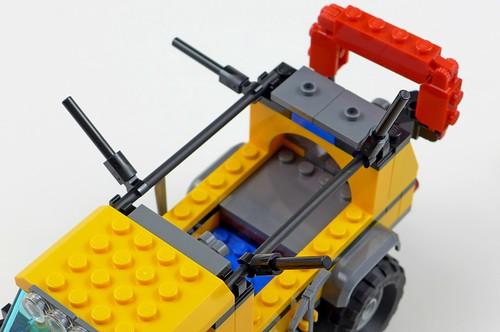 LEGO City Jungle 60161 Jungle Exploration Site 63