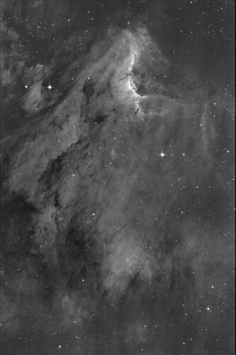 ペリカン星雲, IC5070