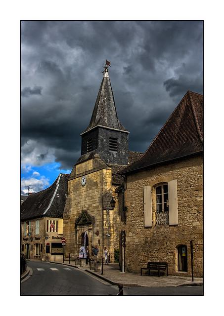 Prieuré de l'église Saint-Georges, Montignac