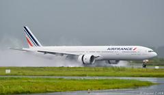 Wet arrival