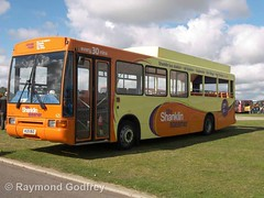 K125 BUD Volvo B10 / Northern Counties Paladin - Southern Vectis 625 / The Shanklin Steamer