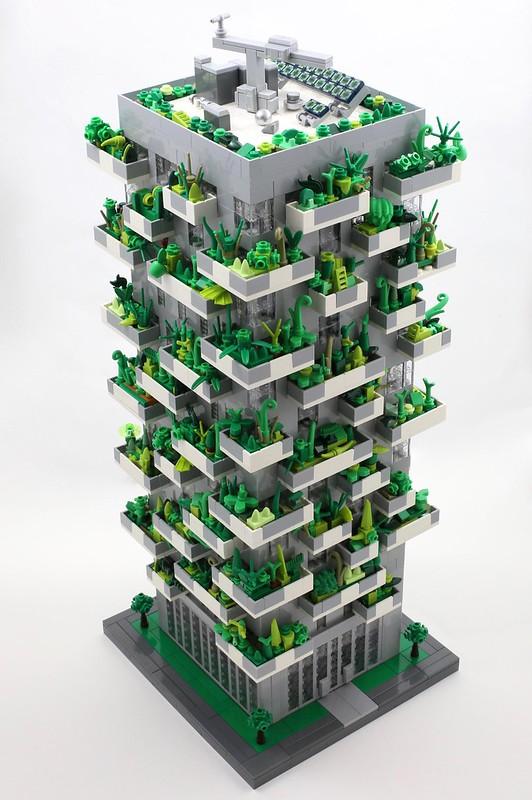 LEGO Bosco Verticale