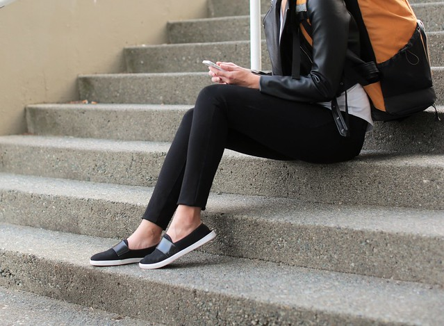 Minimalist everyday shoes: SUAVS barton slip-on shoes