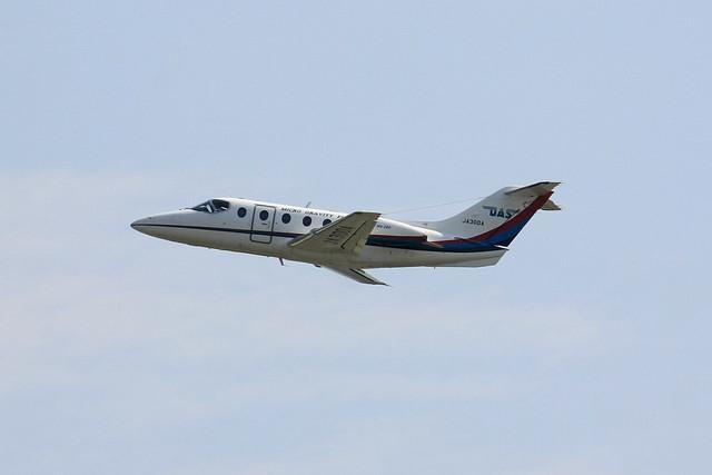 三菱MU-300 JA30DA IMG_5661_2