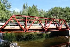Nottawasaga River Bridge (Mono, Ontario)