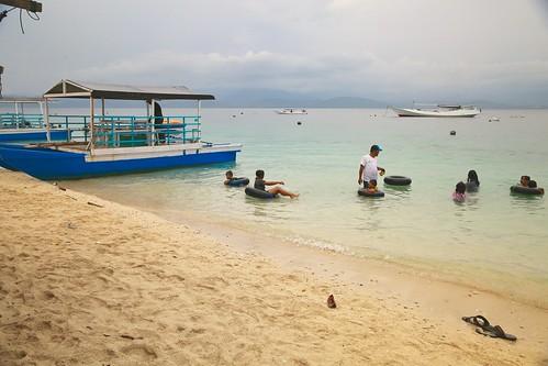Pantai Tanjung Karang Dongala