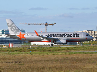F-WWDH AIRBUS A320 JETSTAR