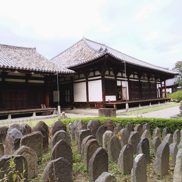 Photo:元興寺(がんごうじ) 世界遺産・奈良 極楽堂と禅室の屋根瓦の一部に飛鳥時代のものが使用されている。 Gangoji Temple. World Heritage, Nara, Japan. The parts of the roof tile of the Gokurakudo(Main-Hall) and Zen-Hall are used in the Asuka period. #元興寺 #奈良 #世界遺産 #飛鳥時代 #屋根瓦 #極楽堂 #禅室 #Gangoji #temple #WorldHer By teizoh