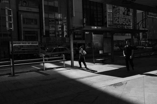 light&shadow@Ueno, Tokyo