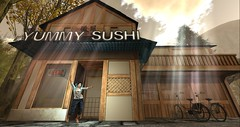 There's a new Sushi restaurant in town!