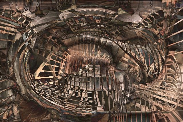el sótano del palacio de la justicia