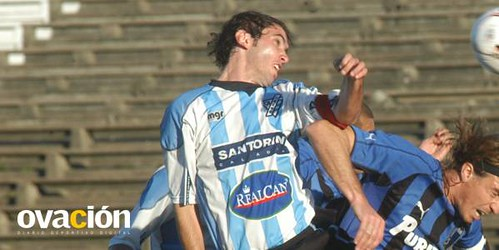 Diego Godin. Cerro