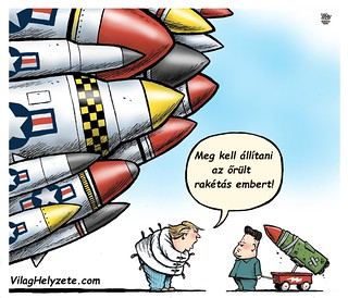 The Crazy Rocket Man