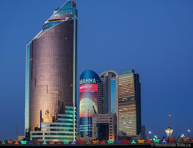 Kazakstan Astana-15