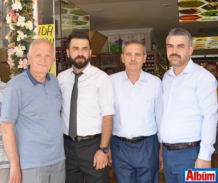 Nuri Demir, Selman Arıkan, İbrahim Arıkan, Tarık Karapaşa