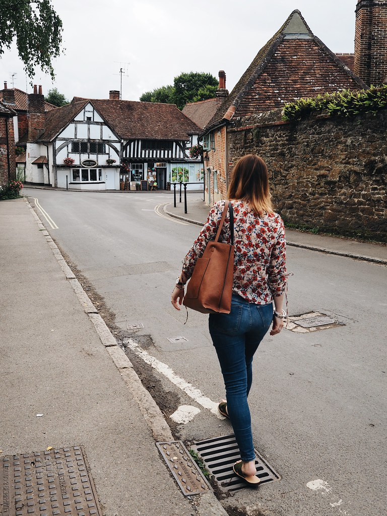 A Visit to Shere and the Silent Gin Pool Distillery | Hannah and The Blog