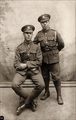 Soldiers of British Army, the British Armed Forces