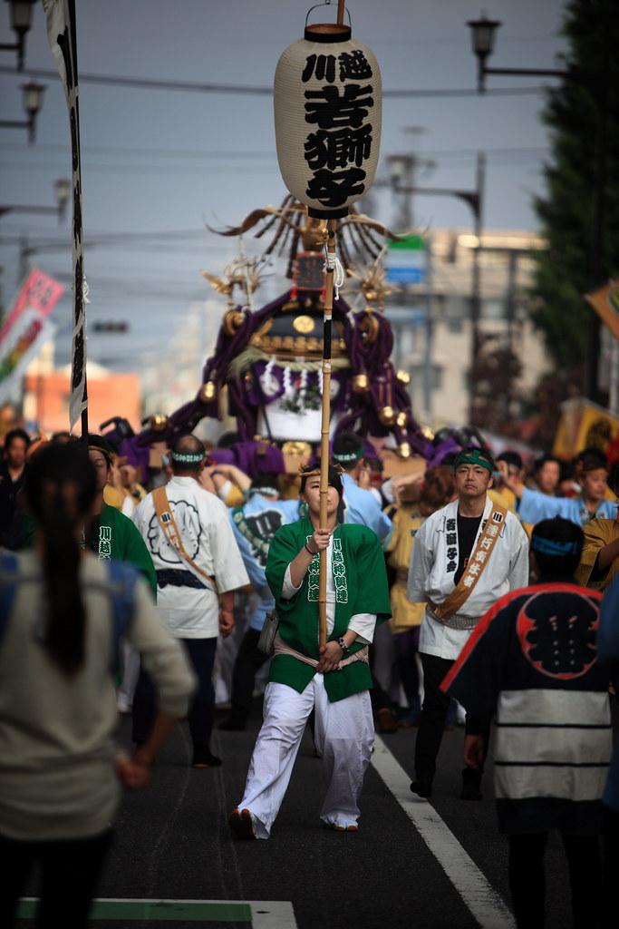Kawagoe Festival Parade