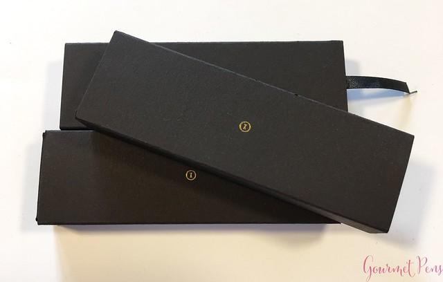 Review @InventeryCo Mechanical Pens - Brass, Chrome, Onyx 3