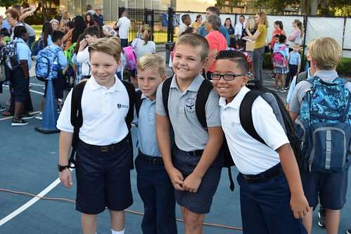 2017 Back to School at the Cathedral School of St. Jude